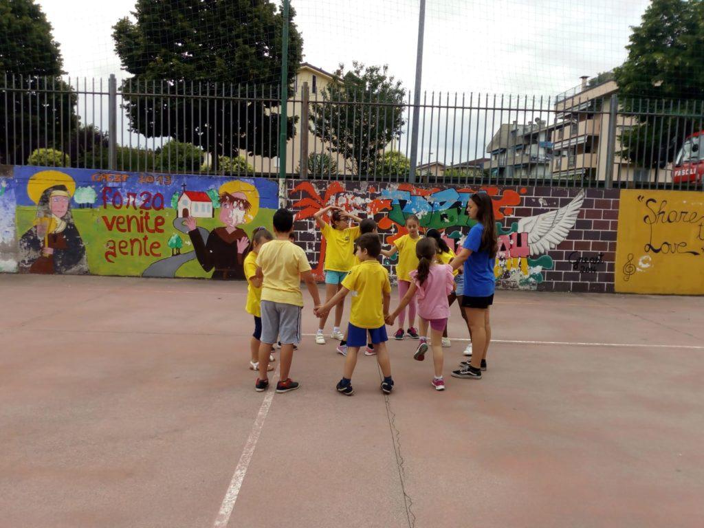 Associazione di volontariato bambini e ragazzi a Verona
