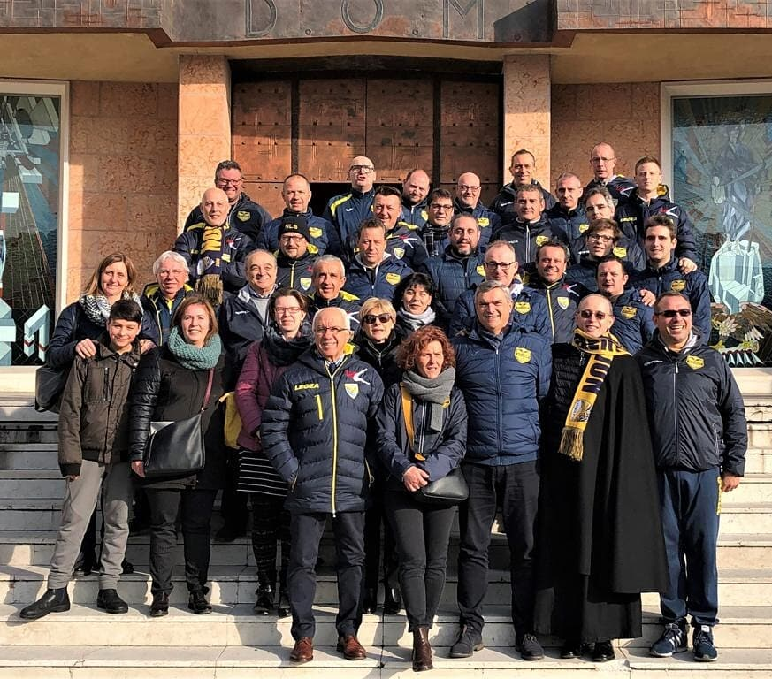 Volontari dell'Associazione di volontariato a Verona, bambini e ragazzi